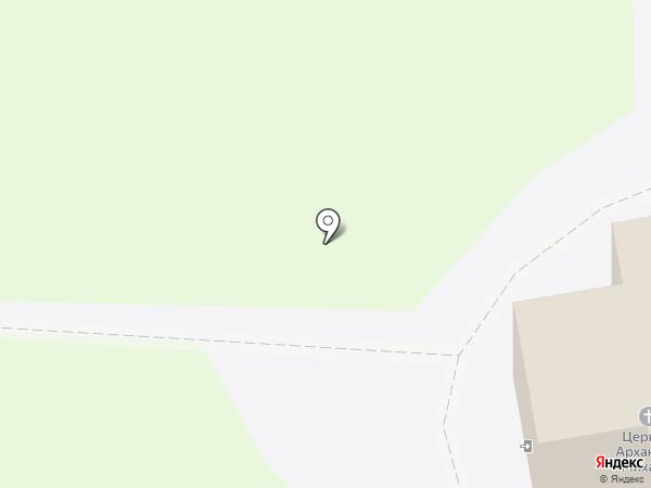 Храм Архистратига Божия Михаила на карте Тулы