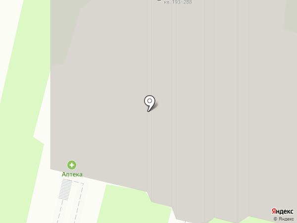 Релком на карте Бутово