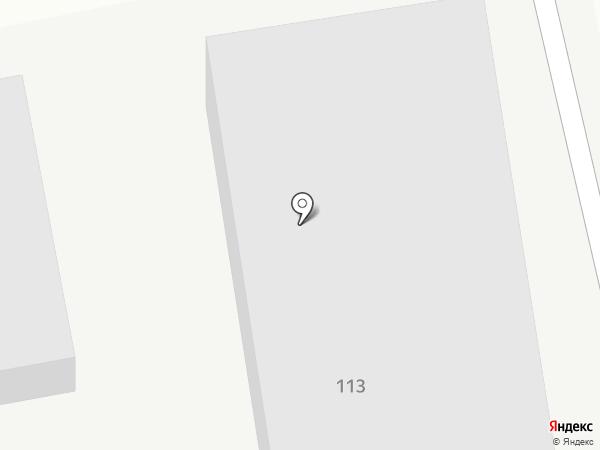 Тулэнерго на карте Тулы