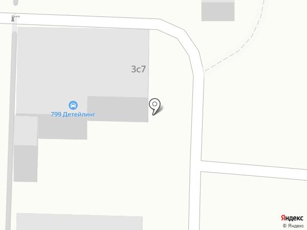 Garage Style на карте Москвы