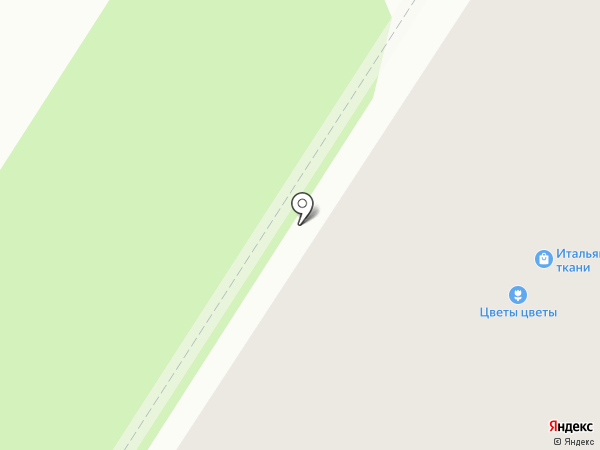 Участковый пункт полиции на карте Тулы