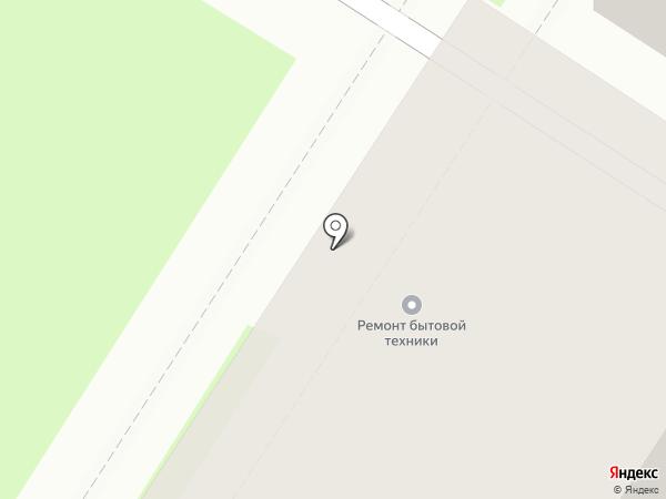 Толк-Тула на карте Тулы