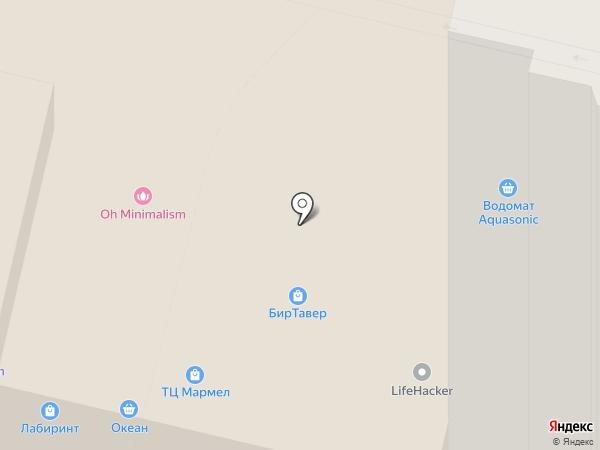 Банкомат, АКБ Связь-банк, ПАО на карте Бутово