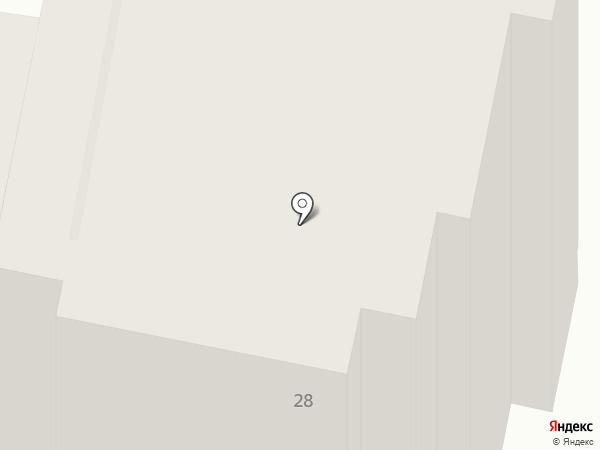 Rent-hall на карте Москвы