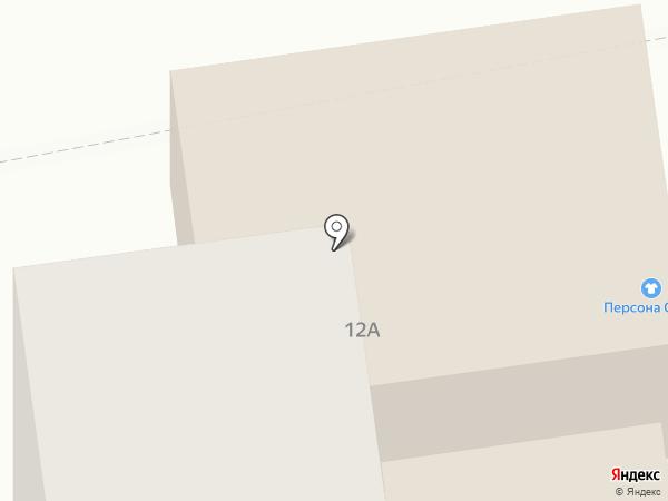 Фитнес Будущего на карте Тулы