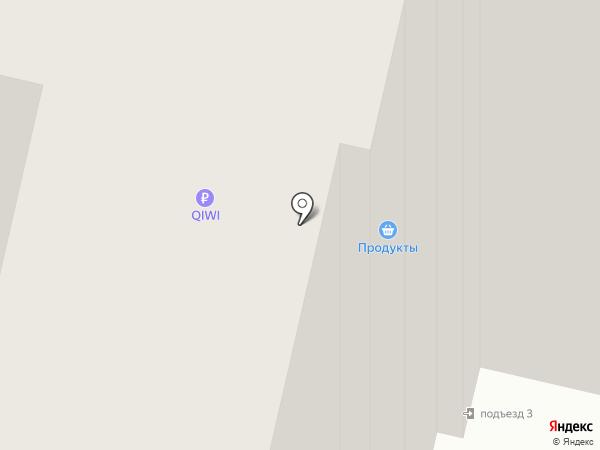 Магазин халяльных продуктов на карте Бутово