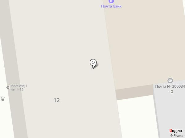 Банкомат, Почта Банк, ПАО на карте Тулы