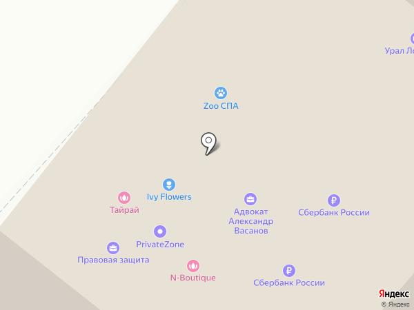 Правовая защита на карте Москвы