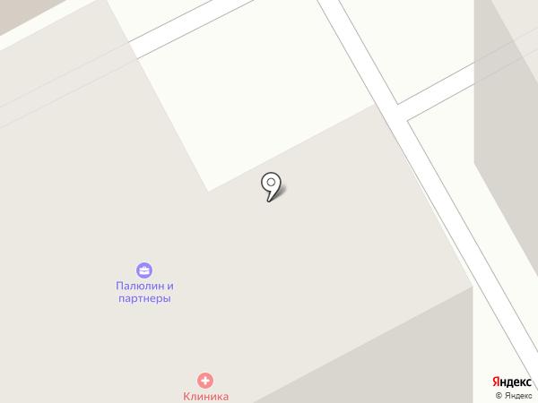 Медицинский центр доктора Шорина на карте Москвы