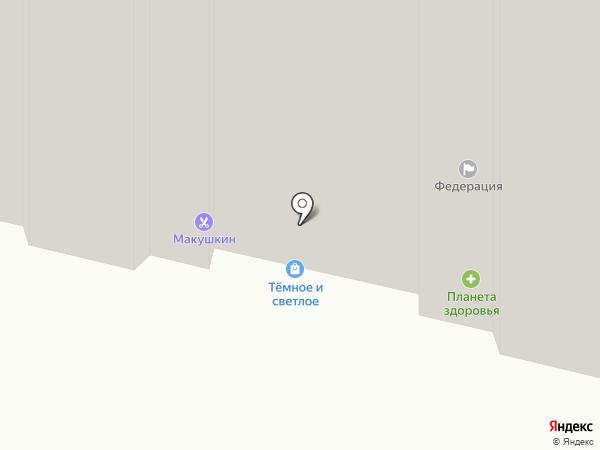 Мини-маркет на карте Бутово