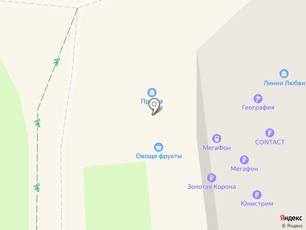 Мегафон на карте Тулы