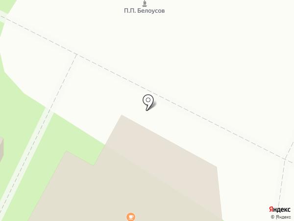 Лабиринт на карте Тулы