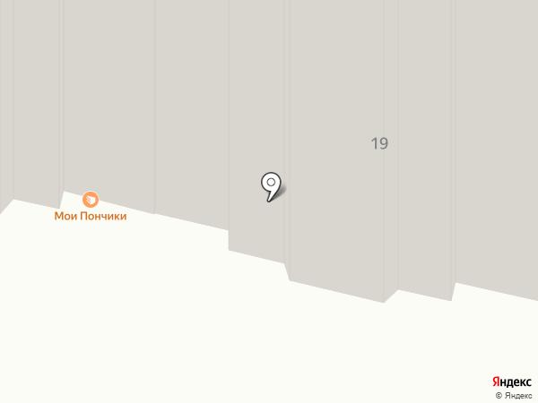 СВ на карте Бутово