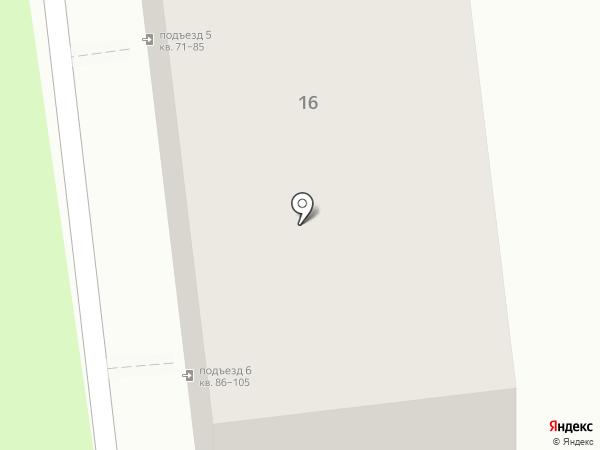 Сладкоежка на карте Тулы
