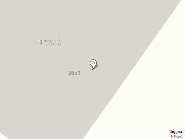 Жемчуг на карте Москвы