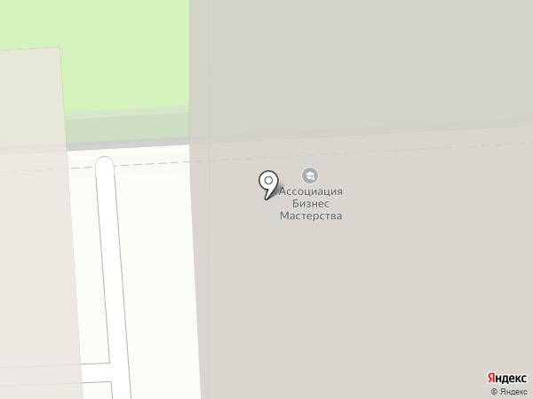 Байконур на карте Москвы