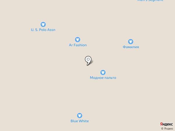 BIG EUROPA на карте Москвы