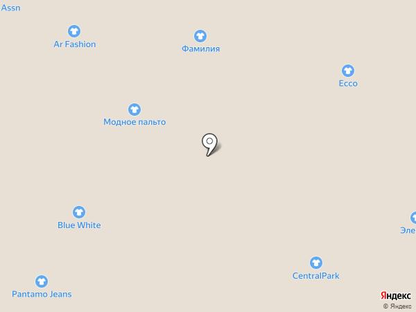 ROMANOMODA на карте Москвы