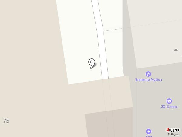 Промтрейдинг на карте Тулы