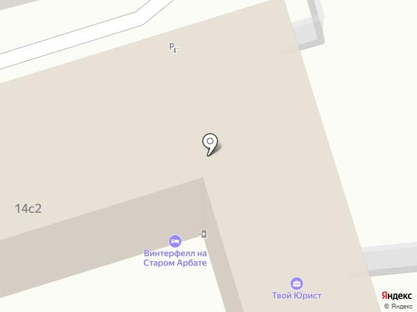 Solo Next на карте Москвы
