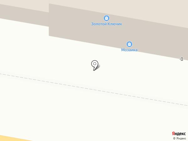 Магазин дверей на карте Тулы