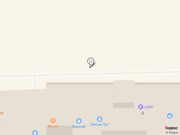 Побег из тюрьмы на карте Москвы