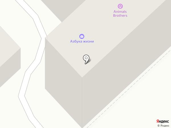 Галька и Галыш на карте Москвы