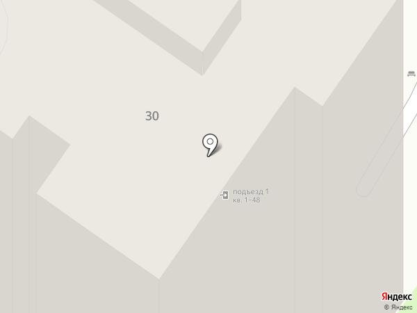 Первомайская-30, ТСЖ на карте Тулы
