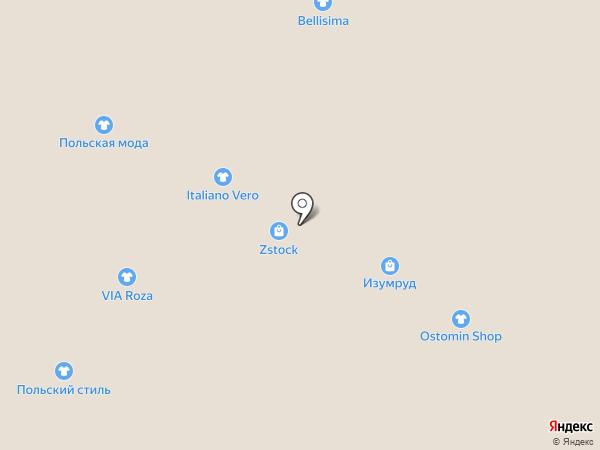 12 Талеров на карте Москвы