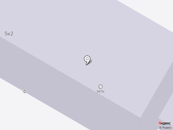 Столичный-КИТ на карте Москвы