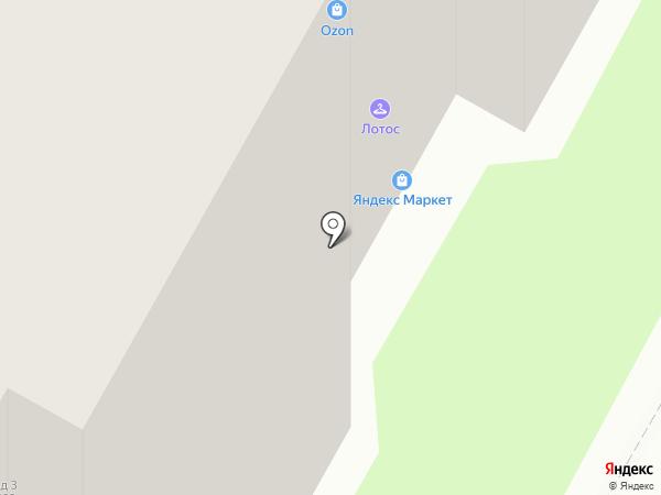Мария на карте Москвы