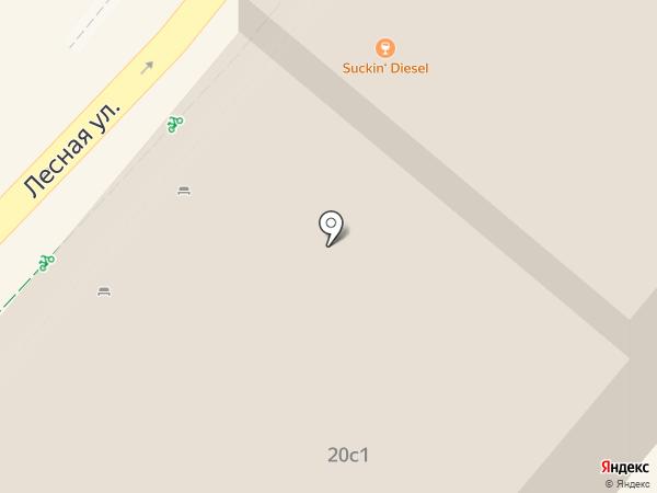 H2 Bar на карте Москвы