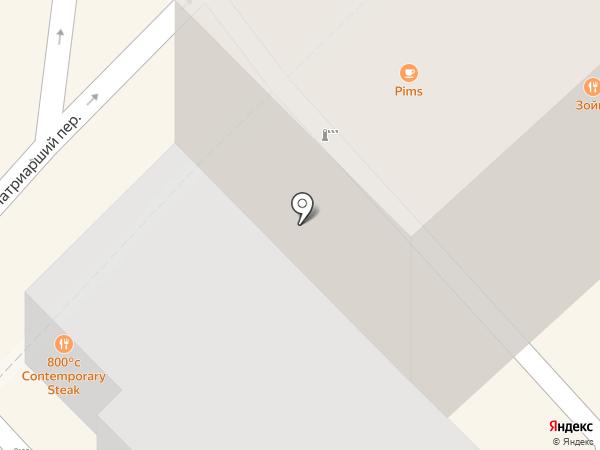 TigerBunny на карте Москвы