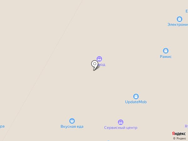 Roberto Bruno на карте Москвы