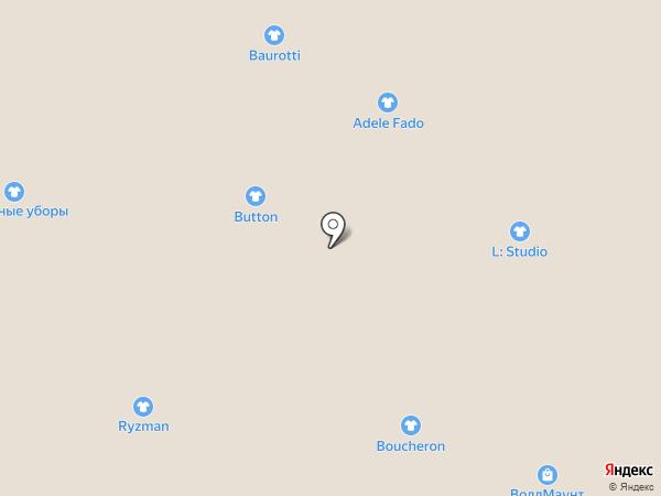 BELLA DONNA на карте Москвы