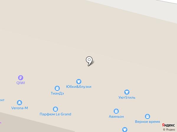 Атеми на карте Тулы