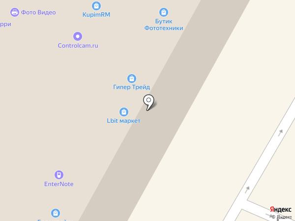 XenMag на карте Москвы