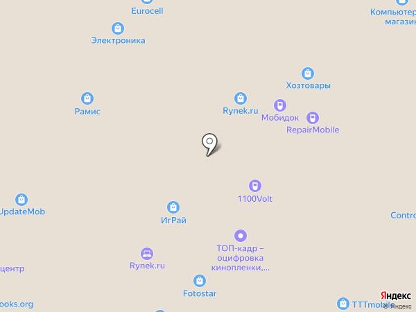Led premium на карте Москвы
