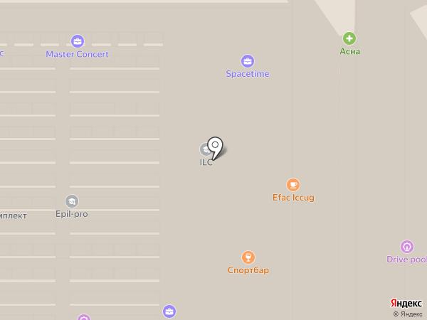 Авто-Тур на карте Москвы