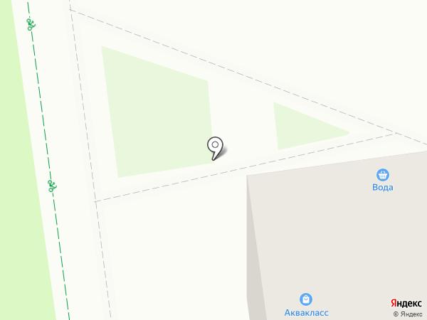 Вентиль на карте Тулы