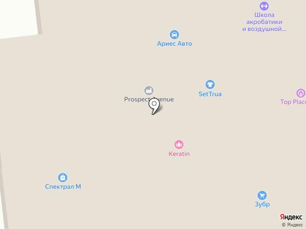 Дивикс Групп на карте Москвы