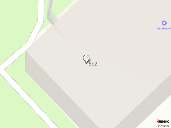 Petra на карте Москвы