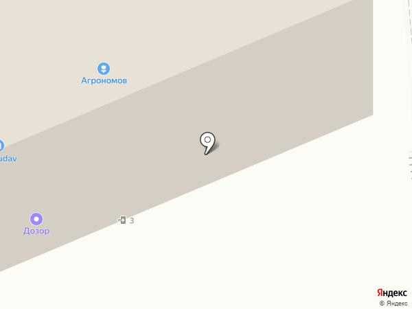 Domofon.info на карте Москвы