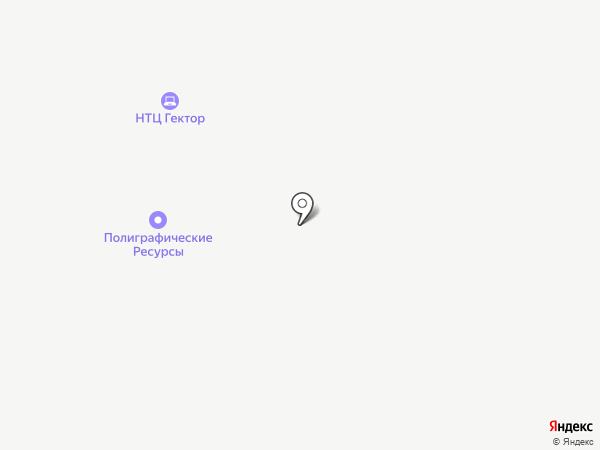 Элион-МОСТ на карте Москвы