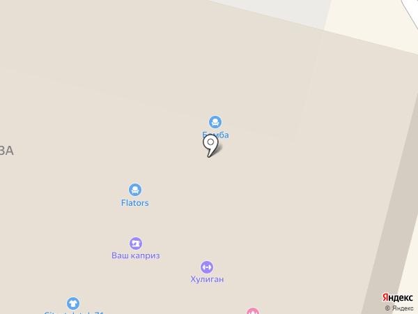 Студия красоты Грецовой Елены на карте Тулы