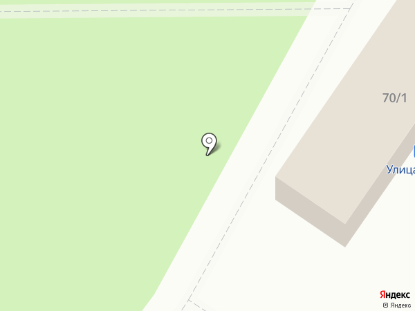 Автобистро на карте Тулы