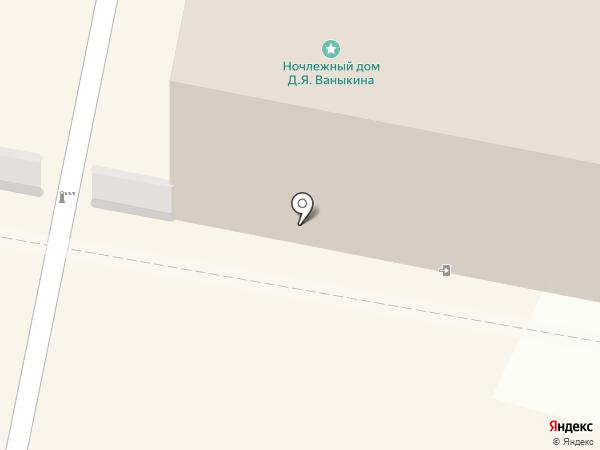 Отдел Военного комиссариата Тульской области по г. Туле на карте Тулы