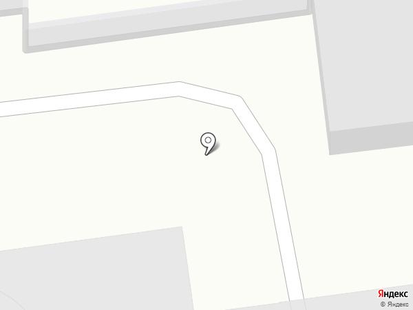 Коттон на карте Тулы