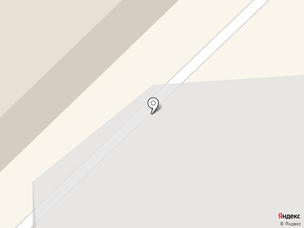 Дорзнак МК на карте Москвы