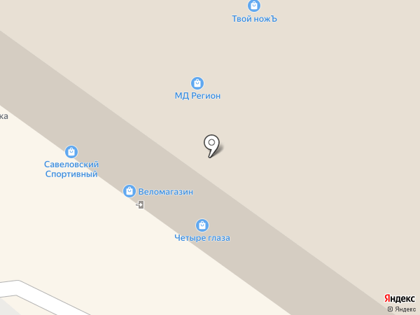 Пупс на карте Москвы